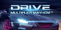 Drive: Multiplier Mayhem Jouer Machine à Sous