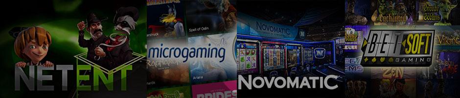 Machine A Sous Gratuite, Jeux De Casino Pour S`Amuser (NetEnt, Microgaming, Novomatic, Betsoft)