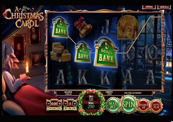 A Christmas Carol Machine à Sous Gratuit (25 Lignes) Betsoft