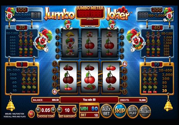 Jumbo Joker Machine à Sous Gratuit (5+5 Lignes) Betsoft