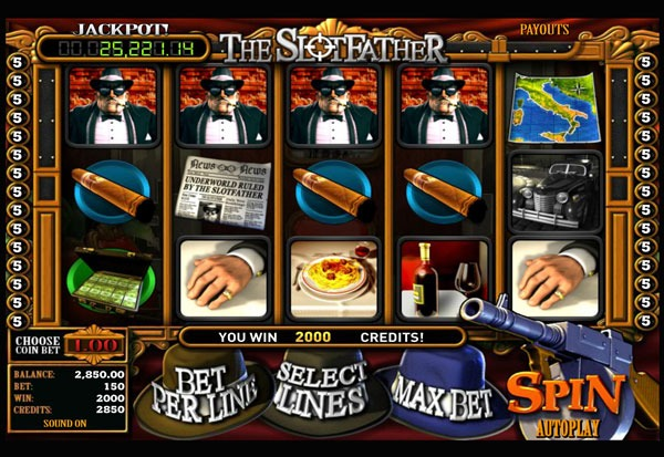 The Slotsfather Machine à Sous Gratuit (30 Lignes) Betsoft