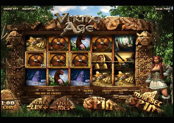 Viking Age Machine à Sous Gratuit (30 Lignes) Betsoft Sans Inscription