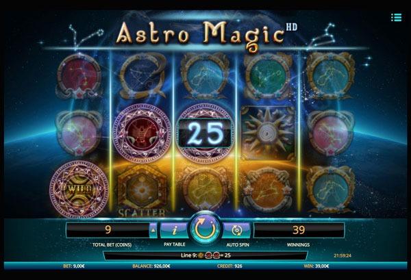 Astro Magic Machine à Sous Gratuit (9 Lignes) Isoftbet Sans Inscription