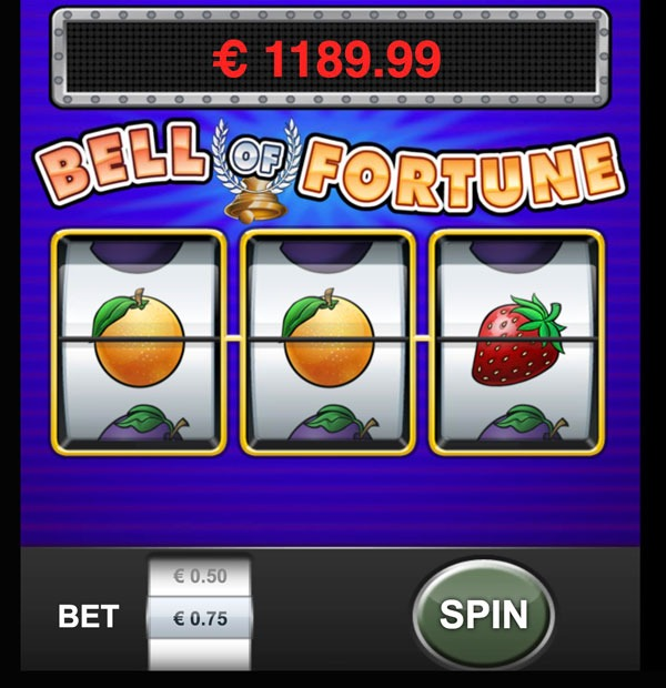 Bell of Fortune Machine à Sous Gratuit (3 Rouleaux) Play`n GO
