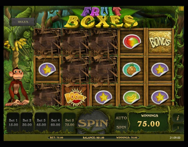 Fruit Boxes Machine à Sous Gratuit (15 Lignes) Isoftbet Sans Inscription
