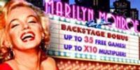 Marilyn Monroe Jouer Machine à Sous