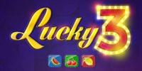 Lucky 3 Jouer Machine à Sous