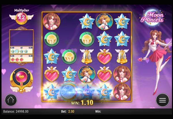 Moon Princess Machine à Sous Gratuit (5x5 Slot) Play`n Go