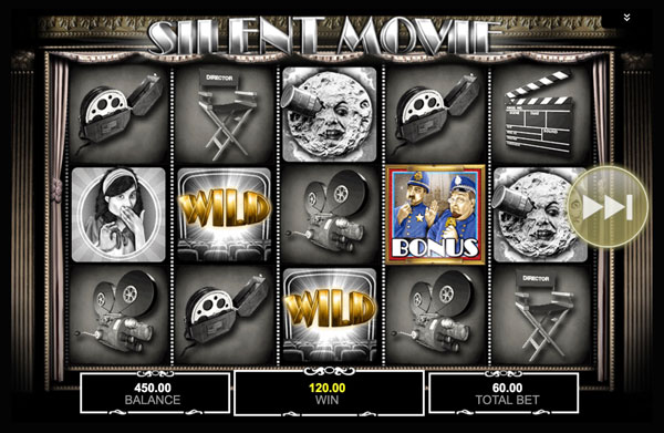 Silent Movie Machine à Sous Gratuit (30 Lignes) IGT Sans Inscription