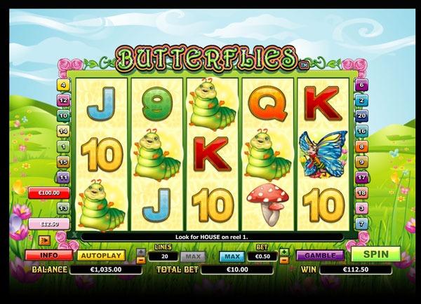 Butterflies Machine à Sous Gratuit (20 Lignes) Nextgen