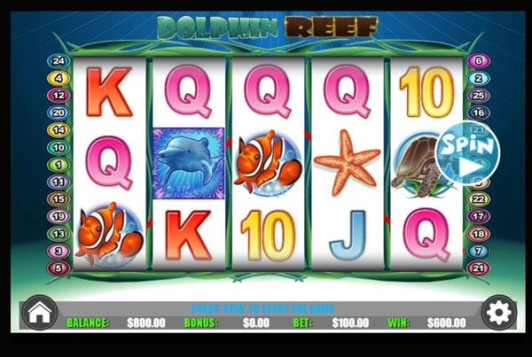 Dolphin Reef Machine à Sous Gratuit (20 Lignes) Nextgen Sans Inscription