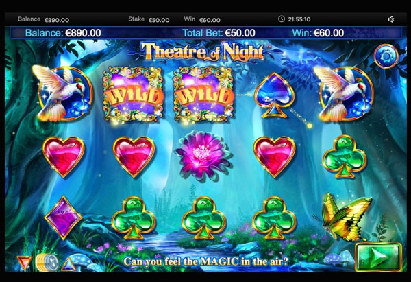 Theatre Of Night Machine à Sous Gratuit (10 Lignes) Nextgen