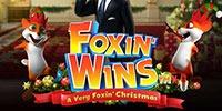 Foxin Wins A Very Foxin Christmas Jouer Machine à Sous