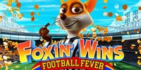 Foxin Wins Football Fever Jouer Machine à Sous