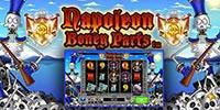 Napoleon Boney Parts Jouer Machine à Sous