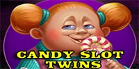 Candy Slot Twins Jouer Machine à Sous