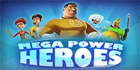 Mega Power Heroes Jouer Machine à Sous