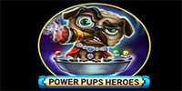 Power Pups Heroes Jouer Machine à Sous