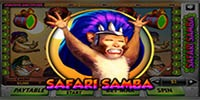 Safari Samba Jouer Machine à Sous