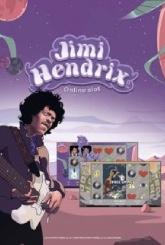 Jimi Hendrix Jouer Machine à Sous