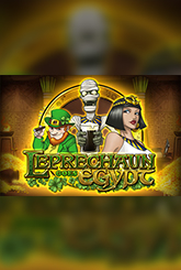 Leprechaun Goes Egypt Jouer Machine à Sous