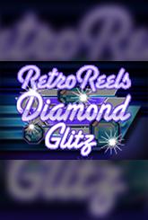 Retro Reels – Diamond Glitz Jouer Machine à Sous