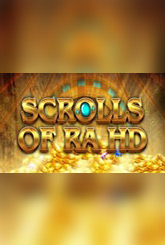 Scrolls of Ra HD Jouer Machine à Sous