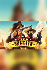 Sticky Bandits Jouer Machine à Sous