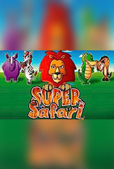 Super Safari Jouer Machine à Sous