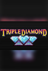 Triple Diamond Jouer Machine à Sous